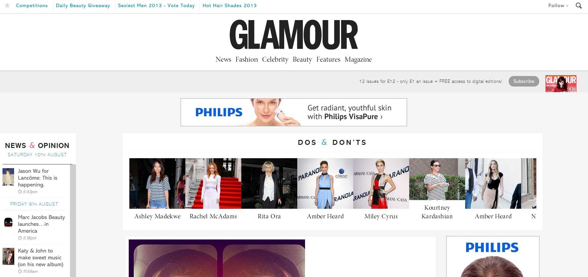 Журнал Гламур / Glamour №11 Ноябрь/2 15 читать онлайн